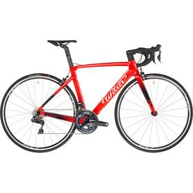 Wilier Cento10 SL Rim Ultegra Di2, rojo/negro